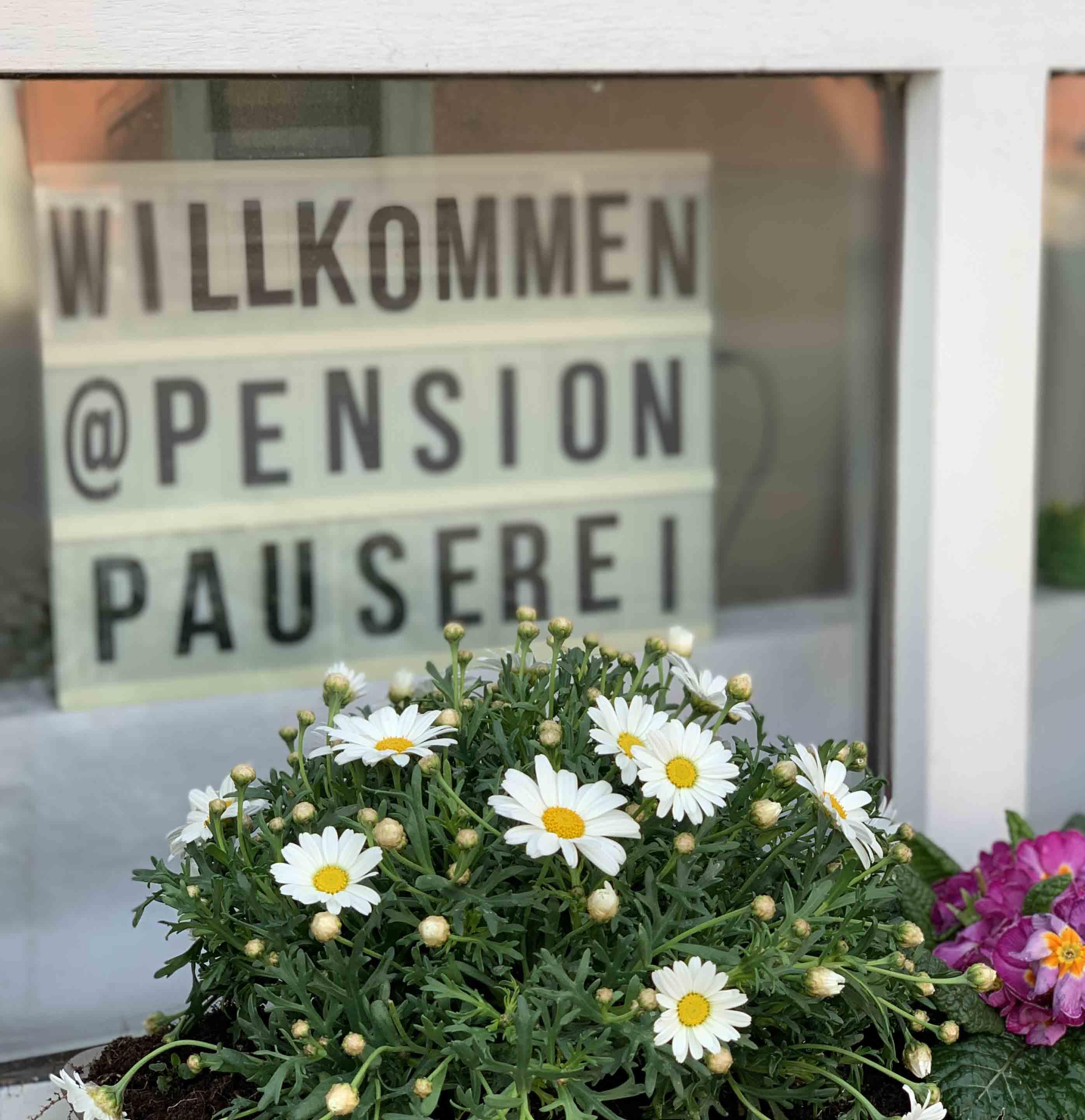 Willkommen, Pension Pauserei