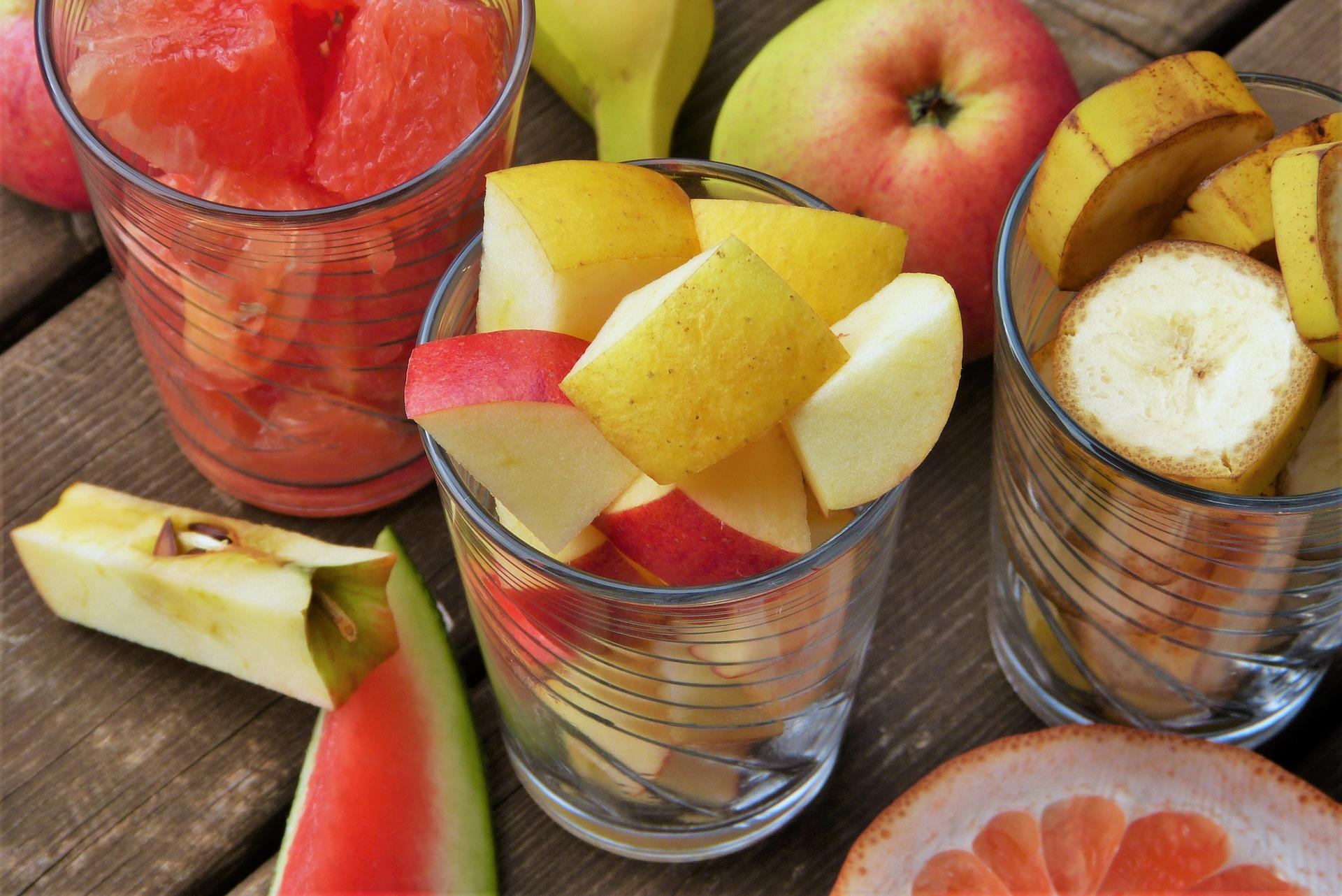 gesund, lecker, Obst und Gemüse